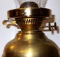 Duplex Paraffin Lamp   D11